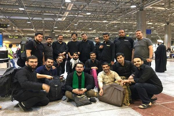 دلنوشتهای از سفر کاروان قرآنی نور به عتبات عالیات در ایام اربعین حسینی