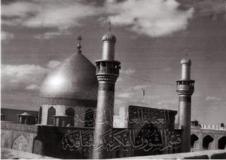 عکسهای قدیمی از حرم امام علی(ع)