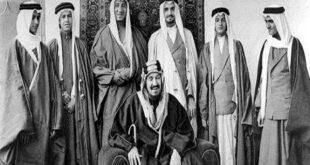 تاریخچه رویکرد آل سعود به قضیه فلسطین